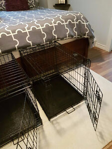 Metal Dog Crates for sale Campbell River Comox Valley Area image 1