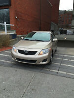 2009 Toyota Corolla FULL LOADED - 80630 KM !!!