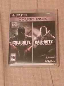 Call Of Duty: Black Ops 1 & 2