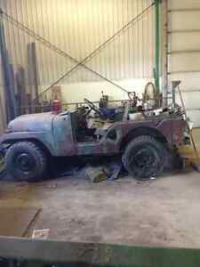 M38-A1 jeep London Ontario image 1
