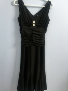 Black dress from Cleo