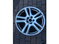 Jaguar X type alloy wheel for sale