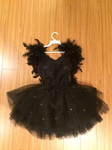 Black Swan Ballet dance costume West Island Greater Montréal image 1