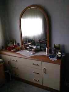 Matching Dresser and Night Table