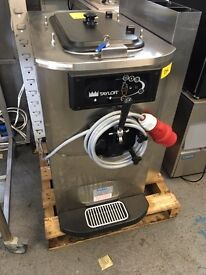 Taylor c709 ice cream machine 2014 self pasteurising 3 phase hardly used