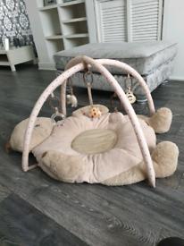 Baby bear play mat
