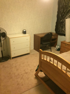 Unfurnished Room for Rent