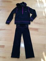 Girl's 2 pcs Champion suit