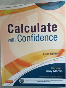 Calculate with Confidence, 6th Edition