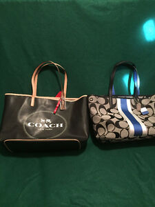 Coach Genuine Handbags - $75 ea