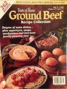 Collection of Ground Beef Recipes