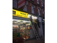 Worker required in a off licence in harlesden