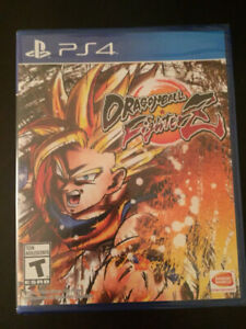 Dragon Ball Fighterz PS4 LIKE NEW