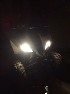 Mint 2007 Yamaha raptor only 47 hrs!!
