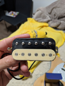 Telecaster Humbucker/single coil pickup and full wiring harness