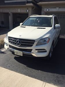Diesel 2012 Mercedes Benz ML350 For Sale
