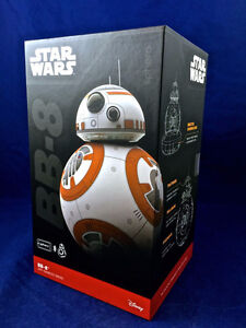 NEW SPHERO BB-8 APP-ENABLED DROID STAR WARS  FORCE UNLEASHED