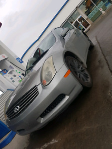 2004 infiniti g35 coupe  (need gone, leaving)