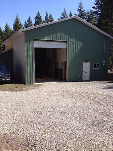 Transmission Shop and House for sale by Owner