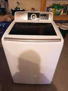Samsung White Top-Load Washer 5.2 Cu.Ft