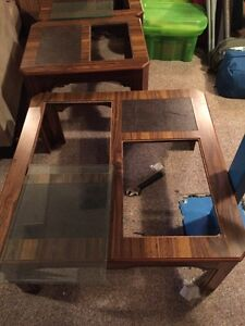 Coffee table and 2 end tables!! $80 OBO  Kitchener / Waterloo Kitchener Area image 2