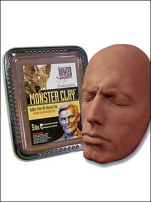 Monster Makers 20 lb. Monster Clay Premium MEDIUM Grade Modeling Clay (4 x 5 lb)