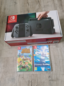 Nintendo switch 2 games