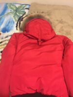 Real canada goose red medium