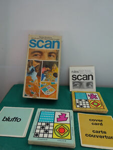 Scan, Waterworks, Uno Deluxe Edition games Cornwall Ontario image 2