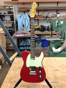 Telecaster clone electric guitar