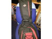 Bass guitar thick padded gig bag