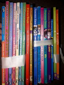 18 children's books