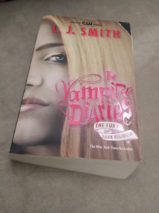 The vampire diaries novel