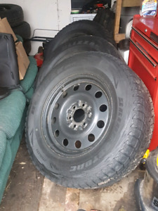 F150 rims and tires 275/65r18