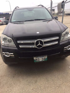 2008 Mercedes-Benz GL-Class SUV, Crossover