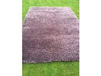 Beautiful shaggy rug