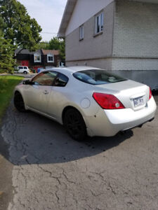 Nissan altima coupe v6 3.5 6mt