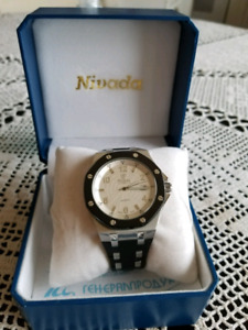 Montre / Watch NIVADA Swiss Made, original,comme neuf