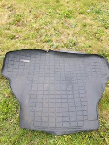 WeatherTech floor mats