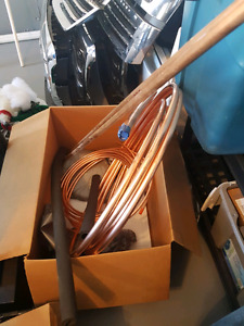 Box of Clean Copper