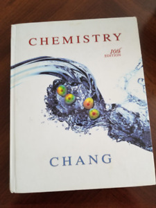 TEXTBOOK - CHEMISTRY CHANG - 10TH EDITION