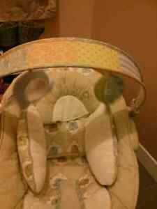Baby bouncer price reduced