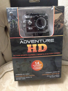 GoPro Style Cobra Adventure HD - Action Camera - Brand New
