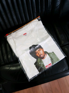 Supreme Nasty Nas photo tee - Size XL - Good condition