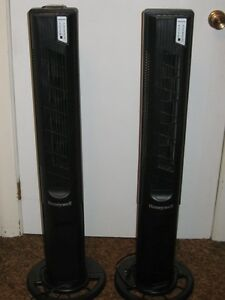 Two Tower Fans