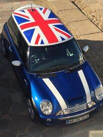 REDUCED - Mini Cooper S - 1.6 supercharged