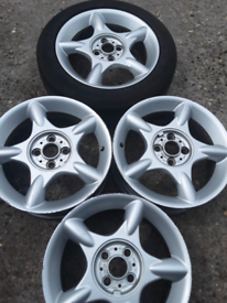 "16"" Mini Cooper/Clubman alloy wheels (425)"