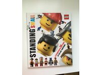 Lego hardback book