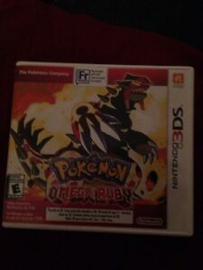 Echange pokemon omega ruby contre monster hunter 4 ultimate