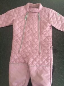 Mikk-Line Toddler Thermo Suit - 12-18 Months (86 cm)